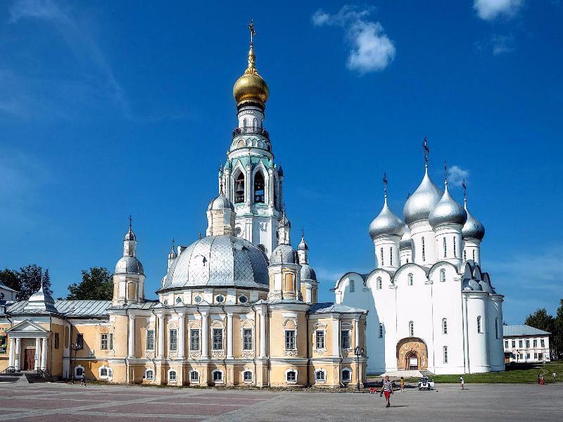 Экскурсии по Вологде. Сазонов Александр