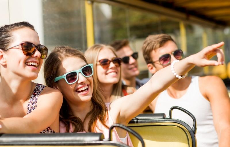 Приём туристических групп
